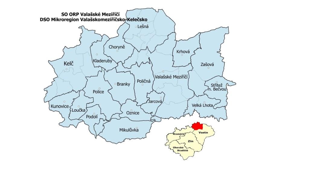 Mikroregion Valašskomeziříčsko–Kelečsko