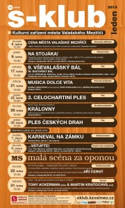 s-klub PROSINEC 2014
